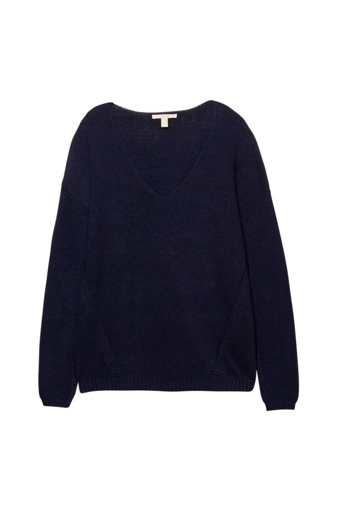 Image of Esprit Vneck Sweater neulepusero