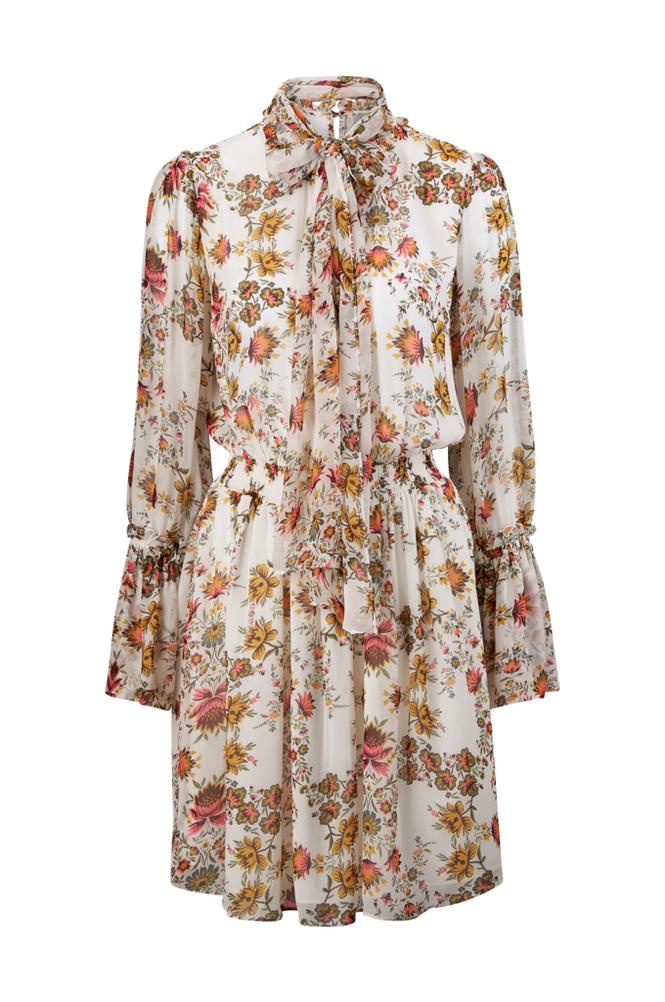 Hunkydory Jonquil Floral Dress -mekko