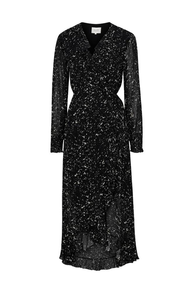 Second Female Larvikit Wrap Dress -maksimekko