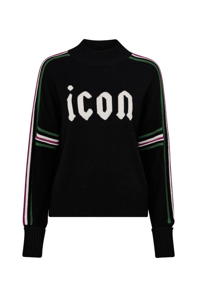Hunkydory Sweater ICON Alpine Knit -neulepusero