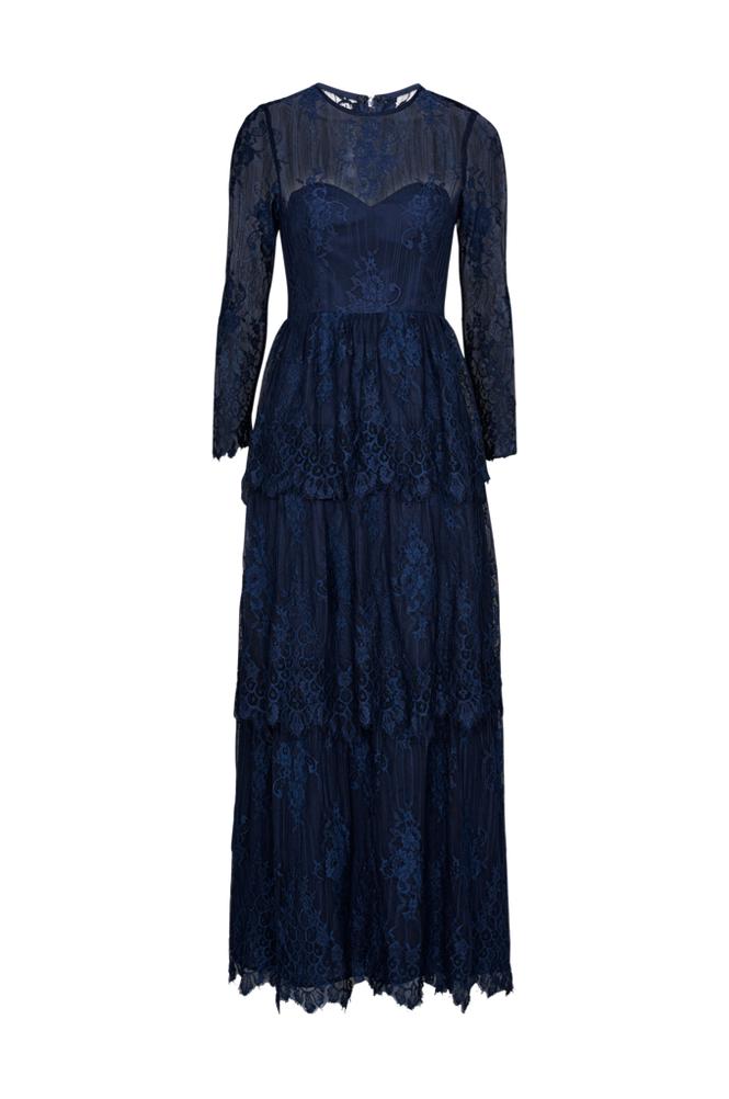 By Malina Annie Maxi Dress -maksimekko