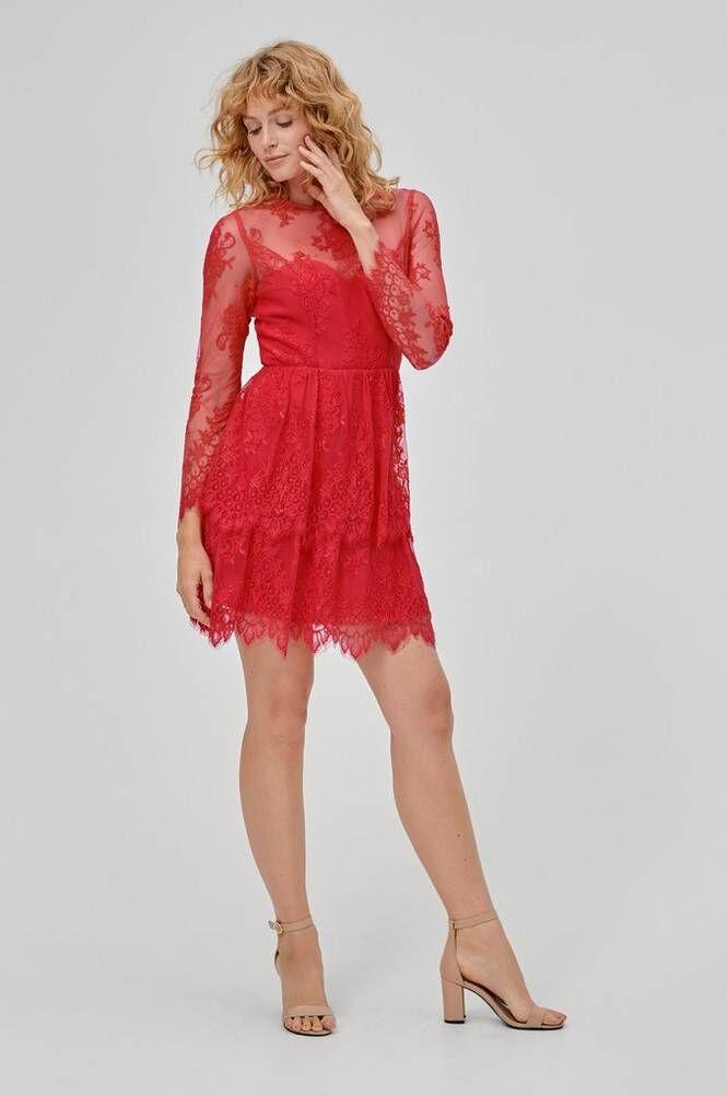 By Malina Annie Mini Dress mekko