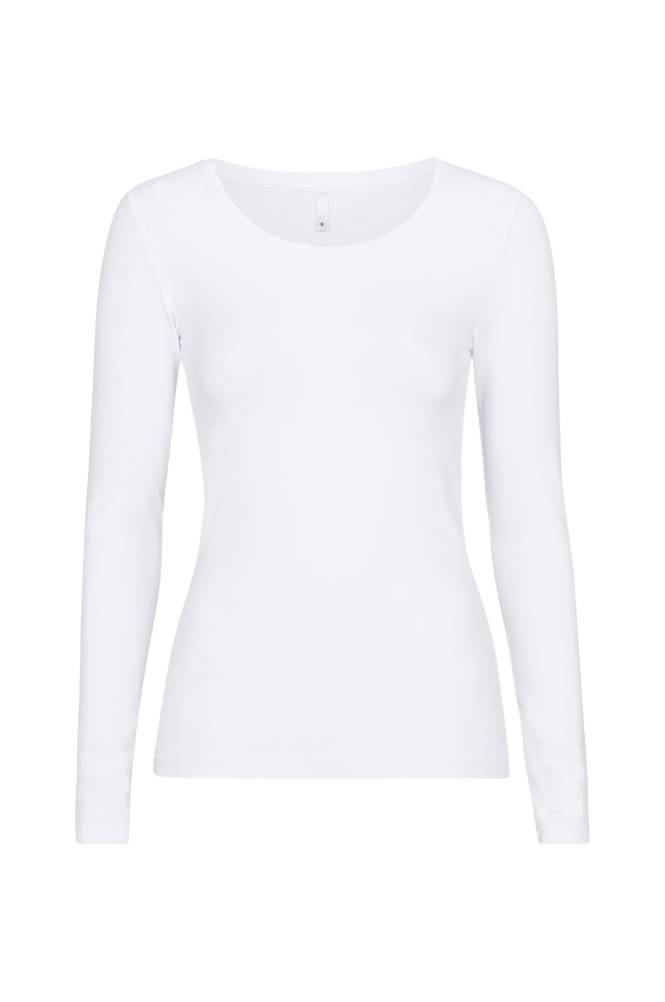 Image of Only onlLive New LS O neck Top pusero