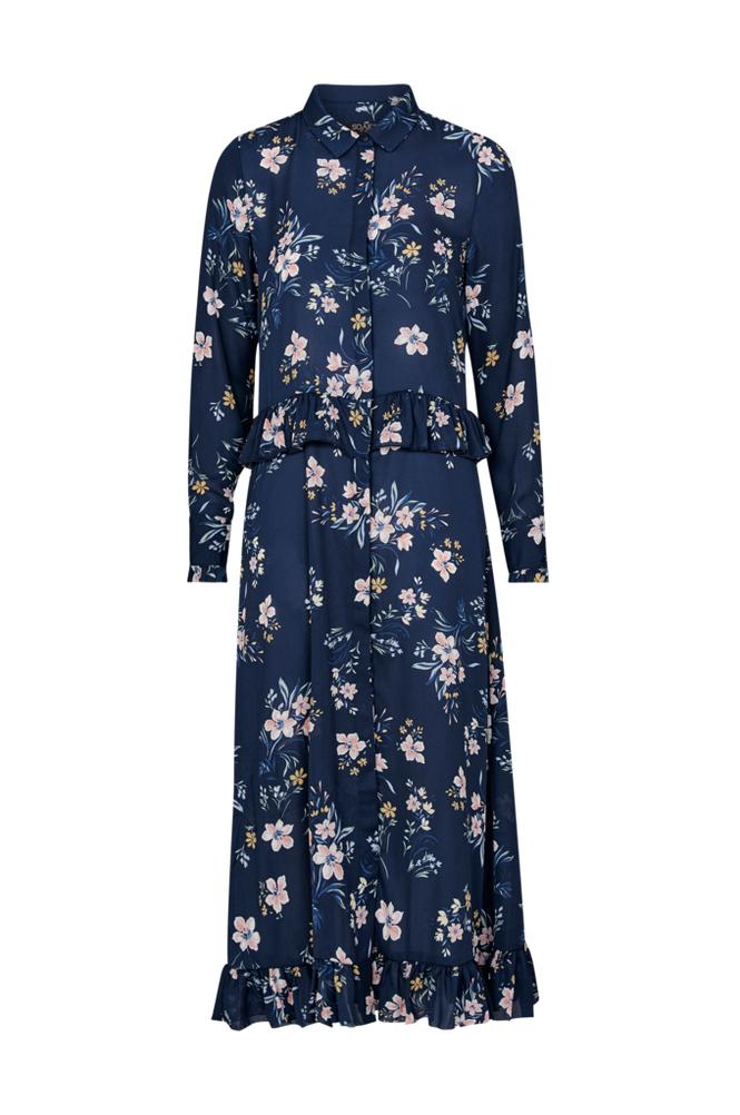 Soaked in Luxury Pella Dress -maksimekko