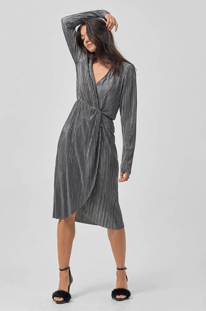 Image of Vila ViFrances New Knot Dress mekko
