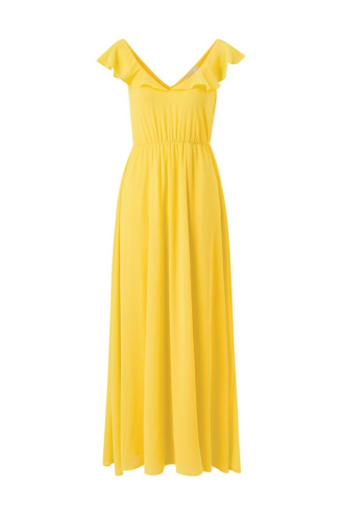 Image of Vila ViRannsil S/L Maxi Dress maksimekko