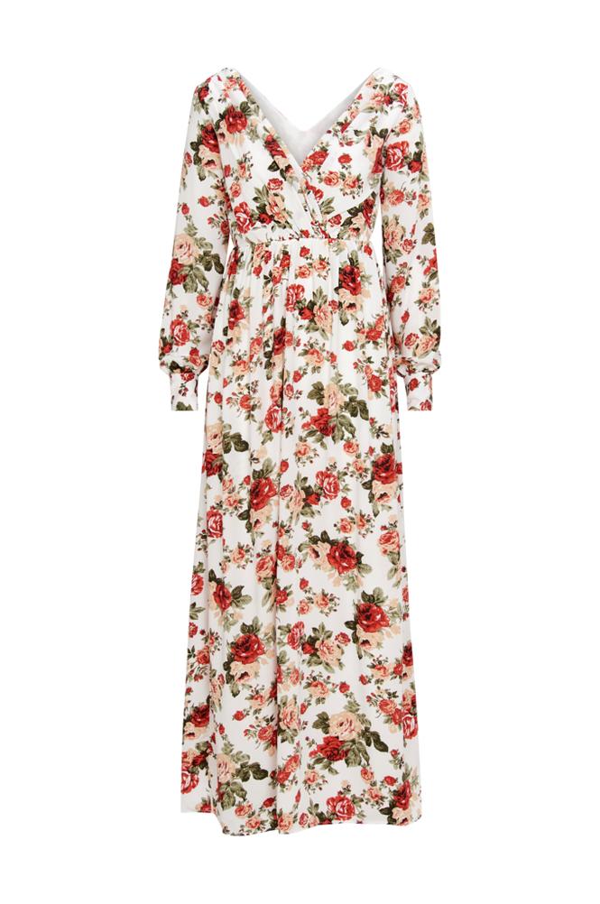 Image of Vila ViMitty L/S Maxi Dress maksimekko