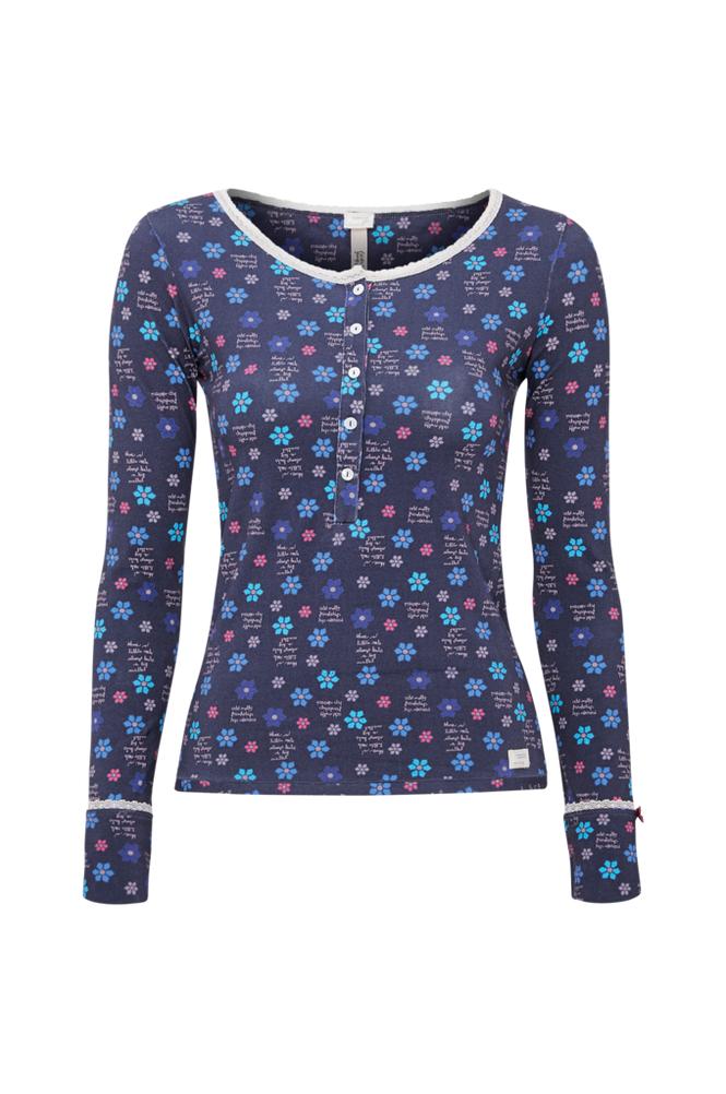 Image of Odd Molly Love Flame Pyjamas Top pyjamapusero