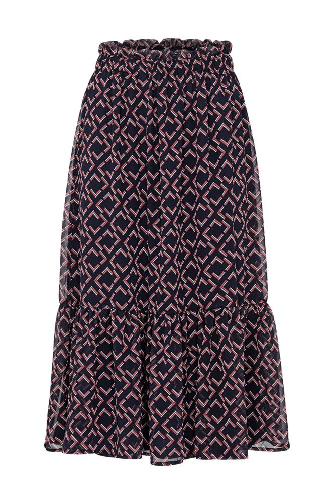 Image of Only OnlCaroline Maxi Skirt Wvn hame