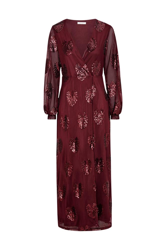 Image of Vila ViCher L/S Maxi Dress maksimekko