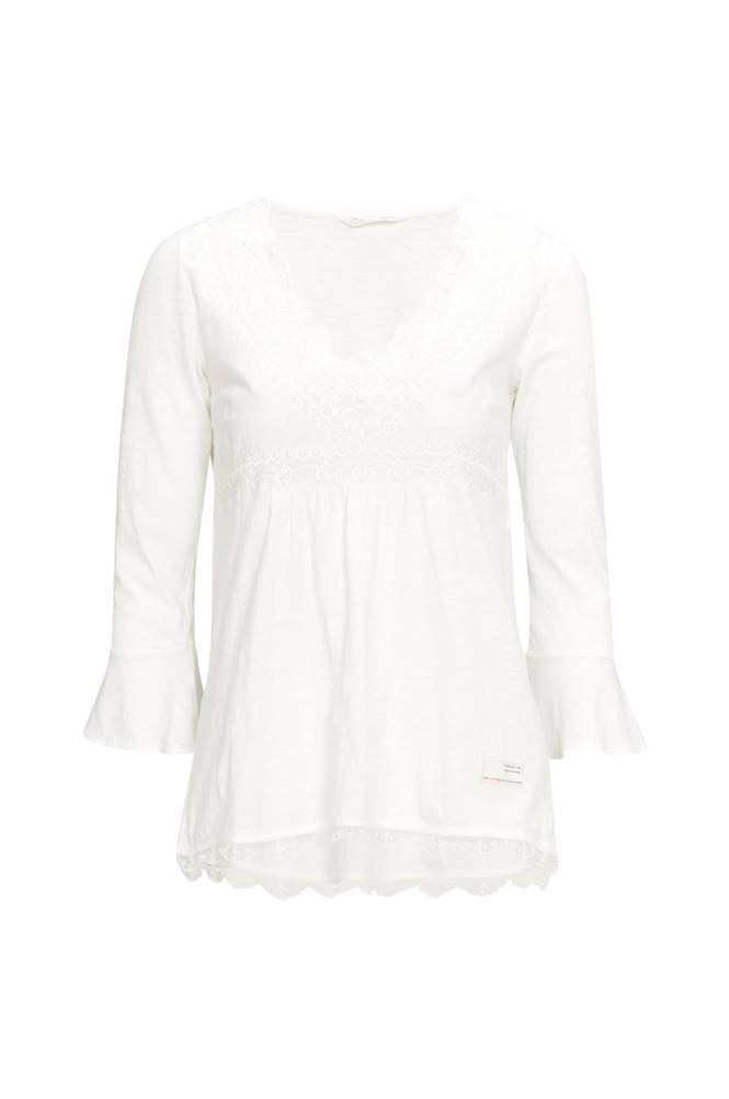 Image of Odd Molly Pusero Lace Vibration Blouse