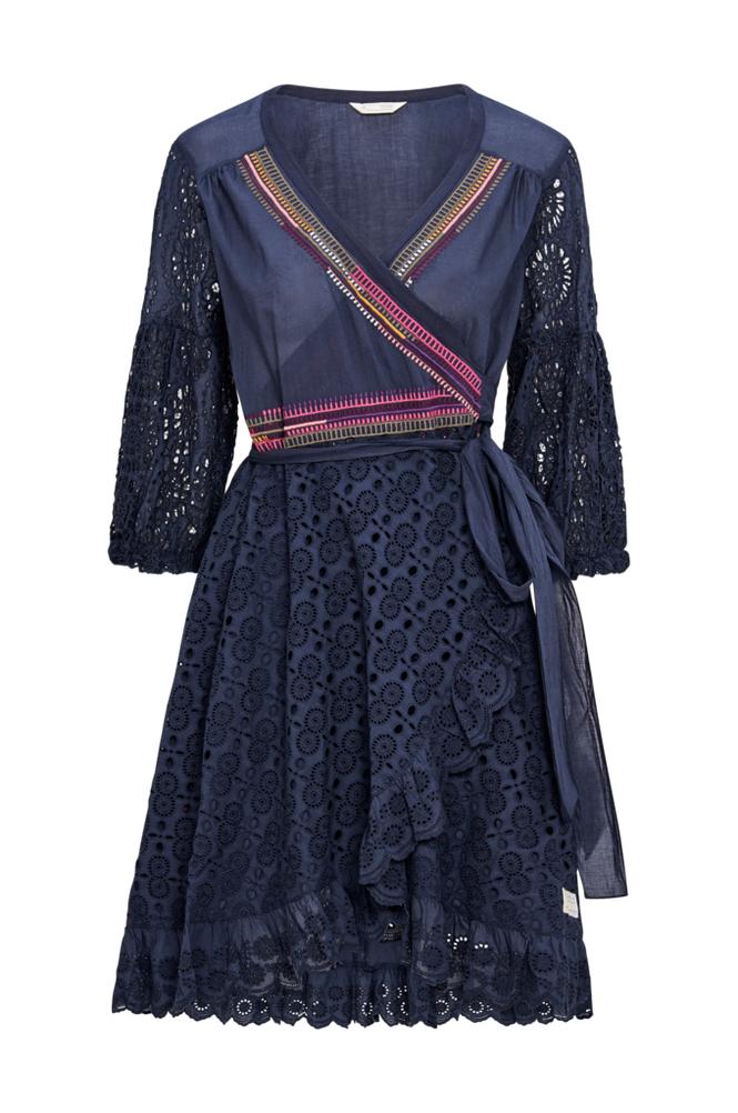 Image of Odd Molly Mekko Two step Flow Dress