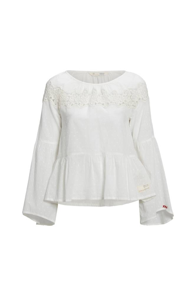 Image of Odd Molly Paita Lacey Moves Blouse