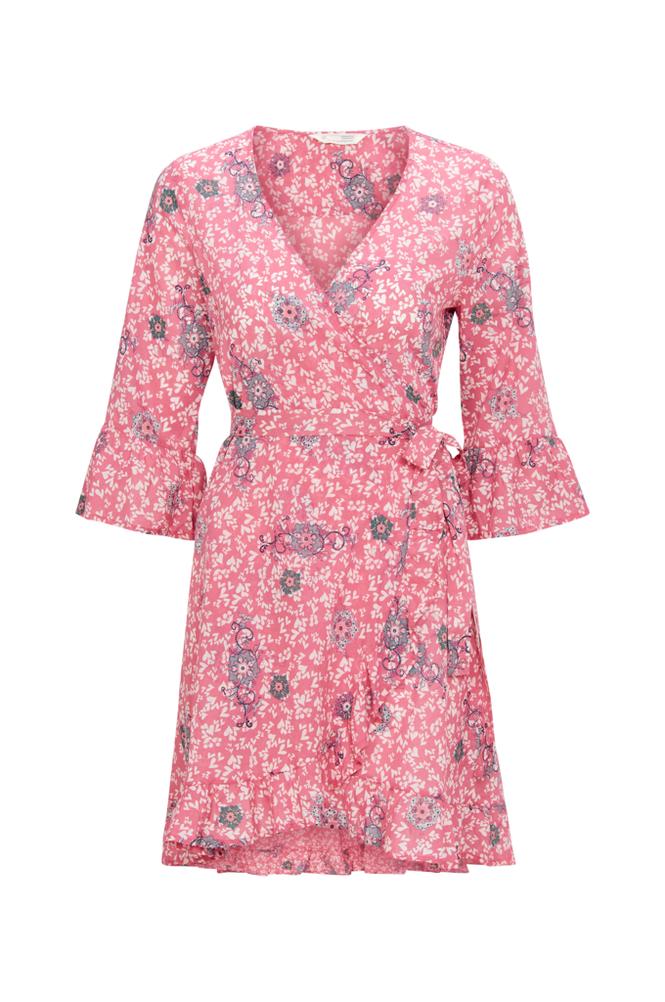 Image of Odd Molly Kietaisumekko Lush Shak Wrap Dress
