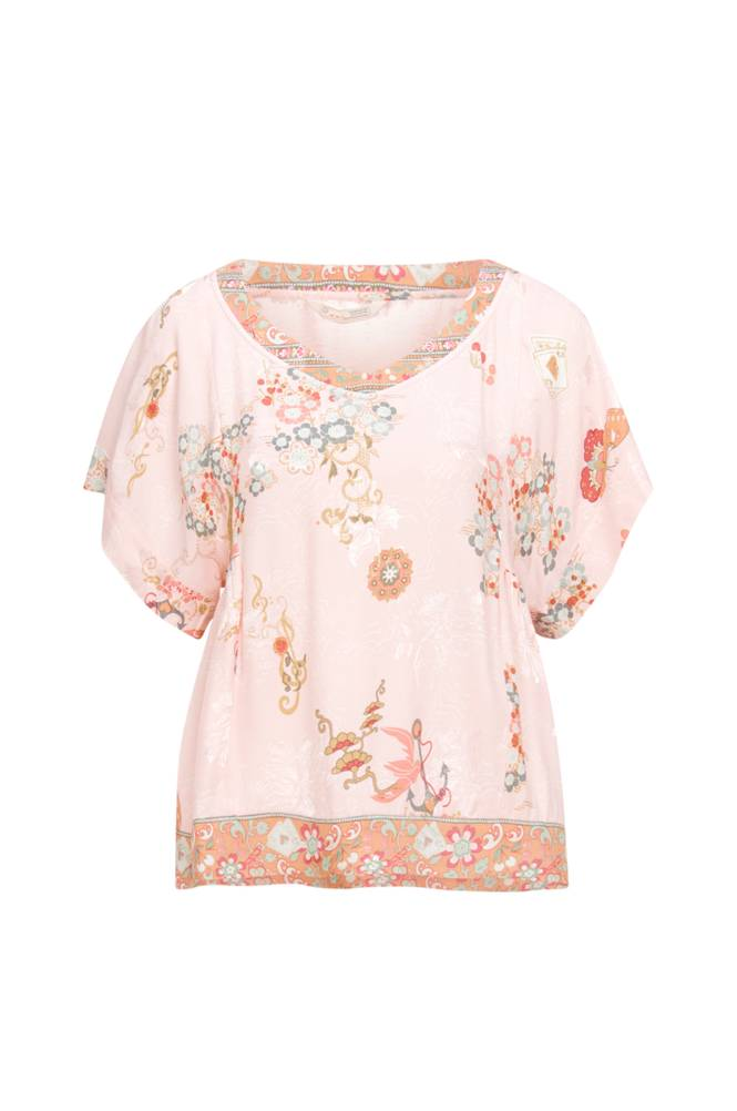 Image of Odd Molly Paradise Groove S/S Blouse
