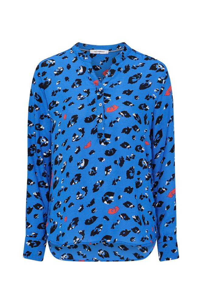 co'couture Coco Wild Animal Shirt paita