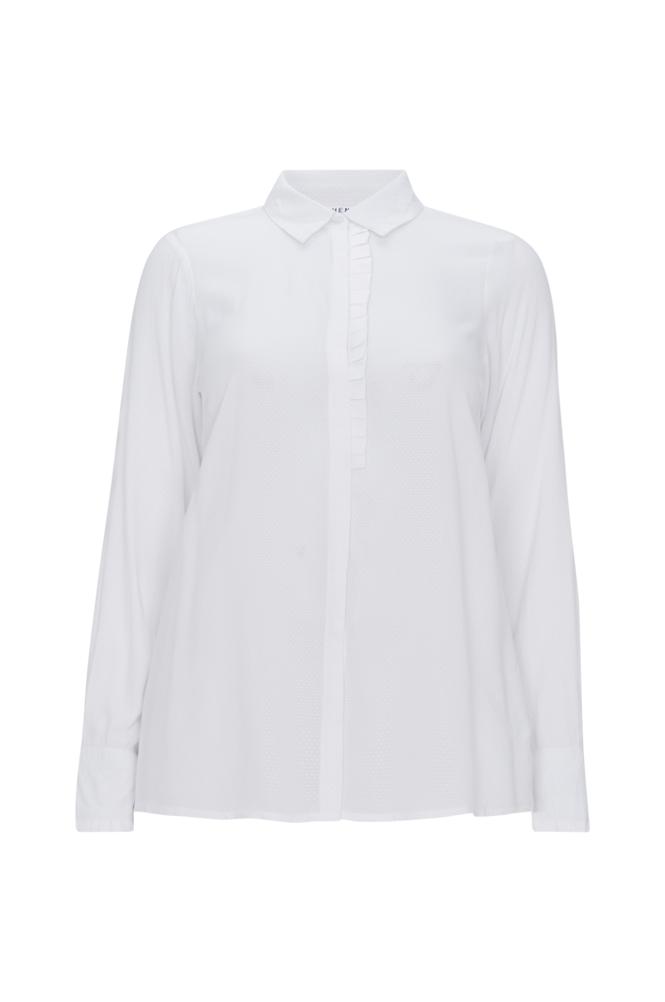 Zhenzi Shirt L/S Jaquard Woven paita