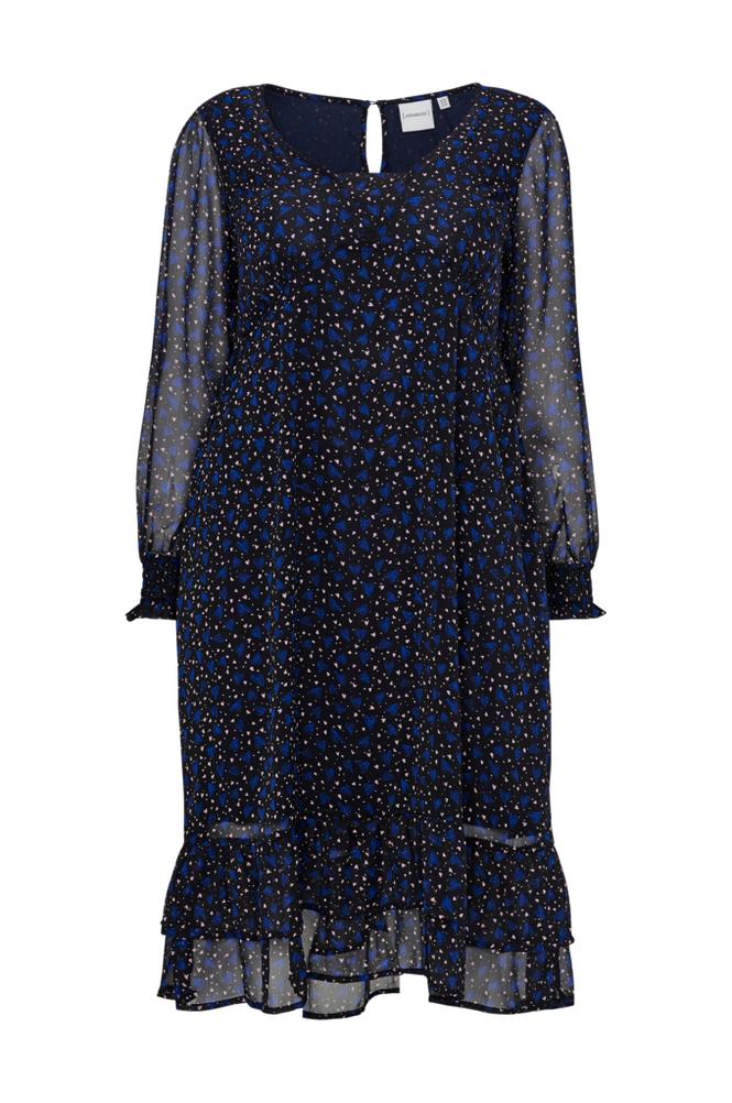 Junarose JrMakaz LS Midi Dress mekko