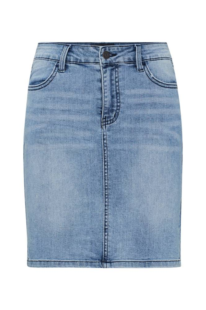 Object Farkkuhame objWin New Denim Skirt