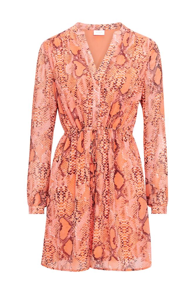 Image of Vila ViNema Pythas L/S Dress mekko