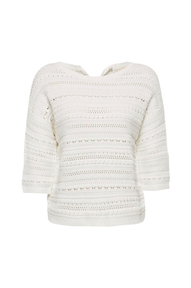 Image of Esprit Neulepusero Ajour Sweater