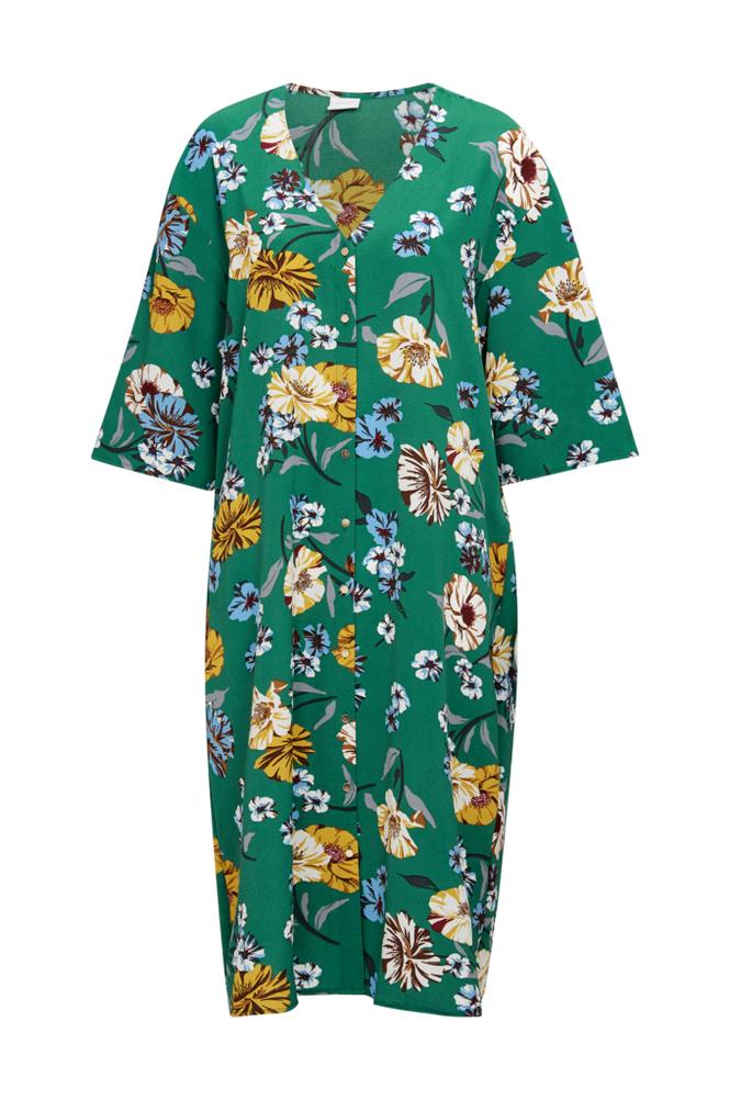Image of Vila Mekko viSalute 3/4 Sleeve Dress