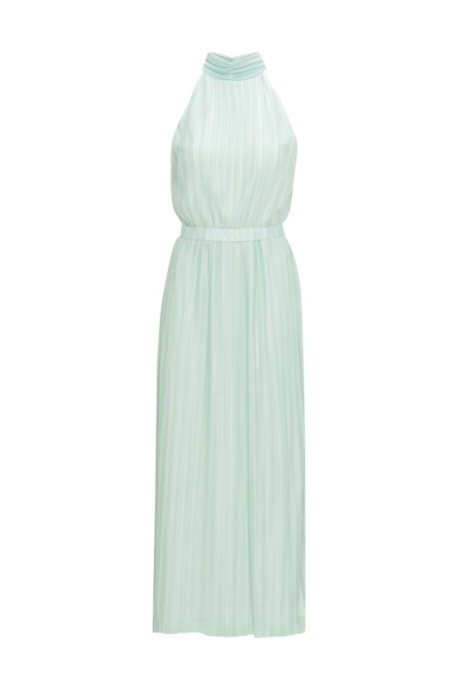 Image of Vila Maksimekko viTippy S/L Maxi Dress