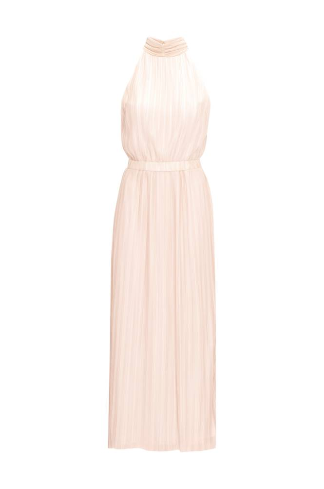 Image of Vila Maksimekko viTippy S/L Maxi Dress