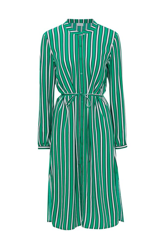 Image of Vila Mekko viLinetta Stripe L/S Dress