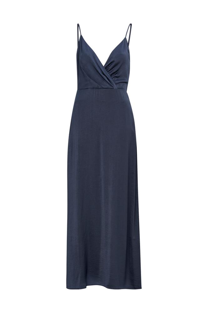 Image of Vila Maksimekko viVinupa S/L Maxi Dress