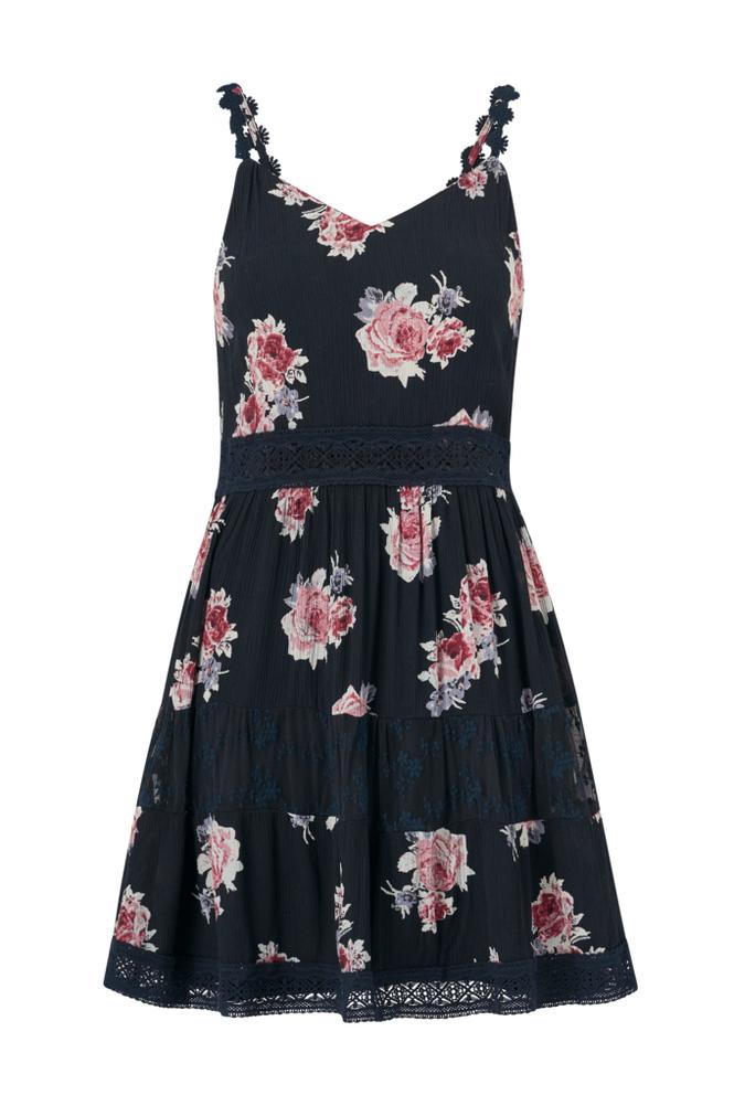 Image of Only Mekko onlKarmen Anne S/L Short Dress
