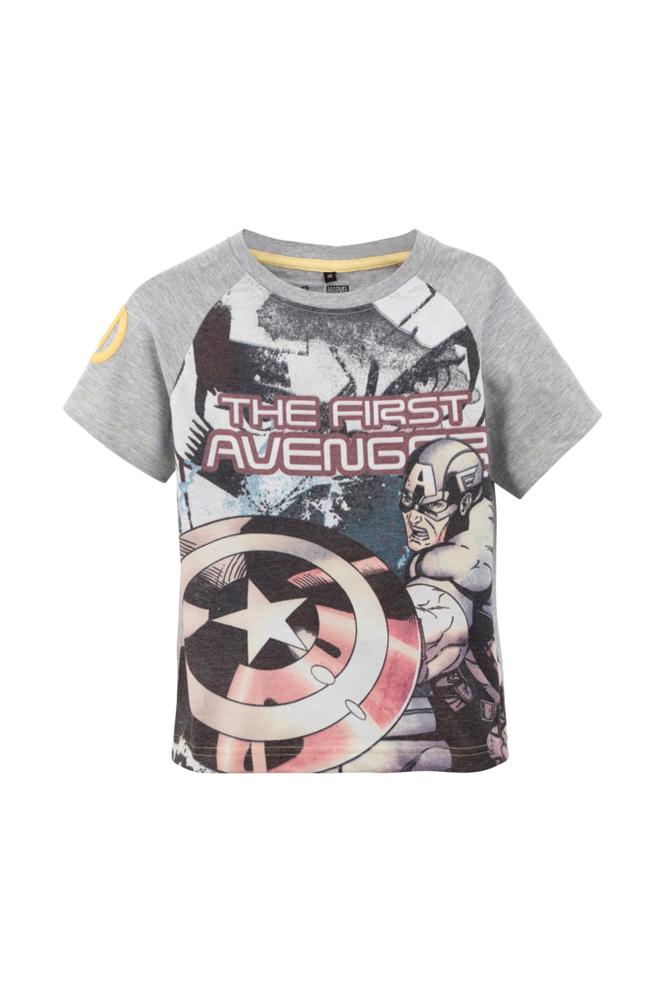 marvel avengers T-paita med painatus