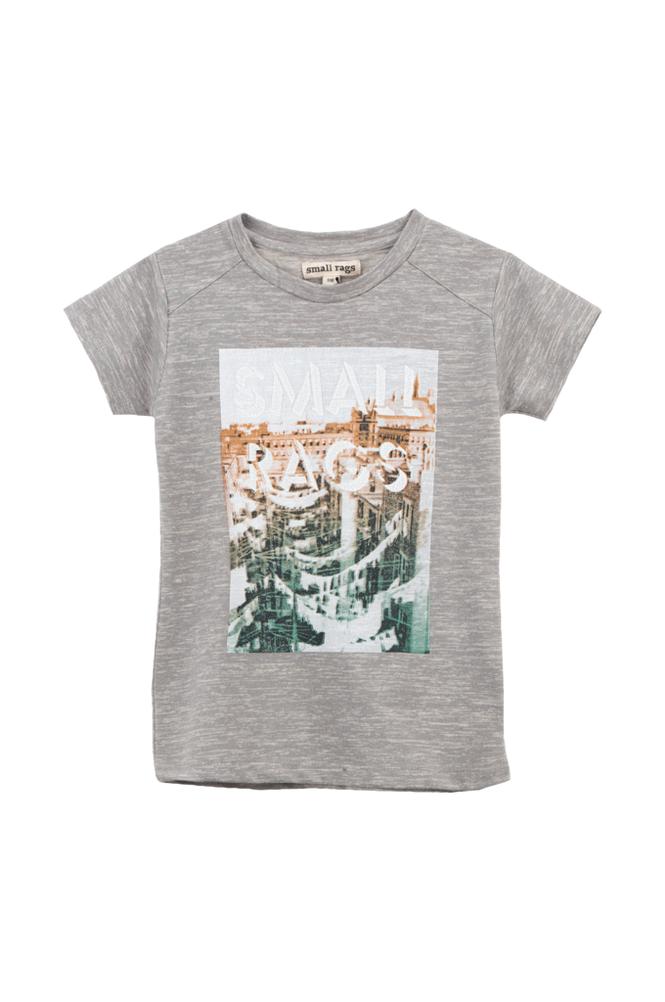 Small Rags T-paita, jossa painettu kuvio