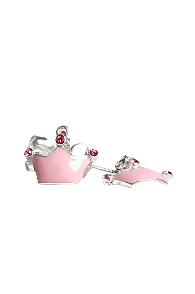 Kalas Korvakorut, vaaleanpunainen prinsessakruunu