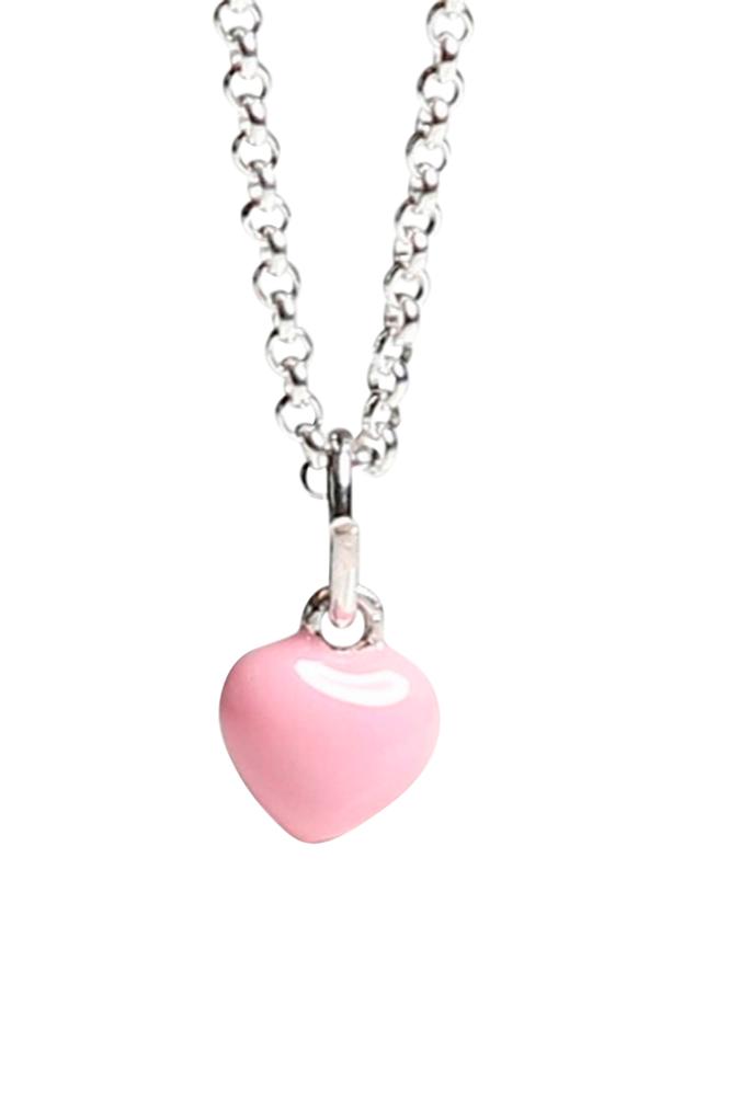 Kalas Kaulakoru, vaaleanpunainen sydän