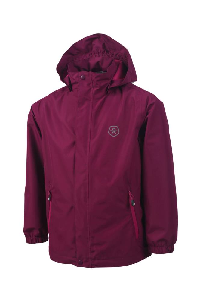 color kids Niffer Rain Jacket AWG sadetakki