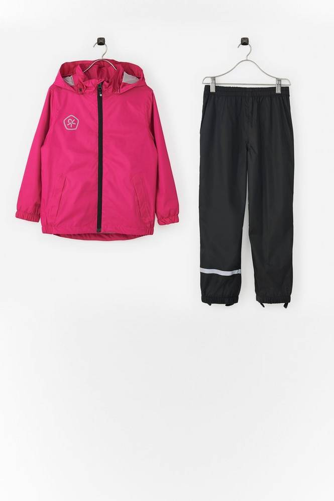 color kids Tallis Rain Set AWG sadeasu