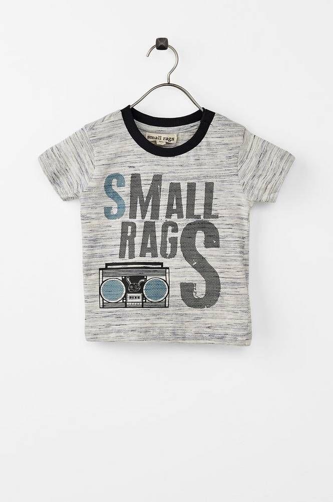 Small Rags Gary SS -T-paita