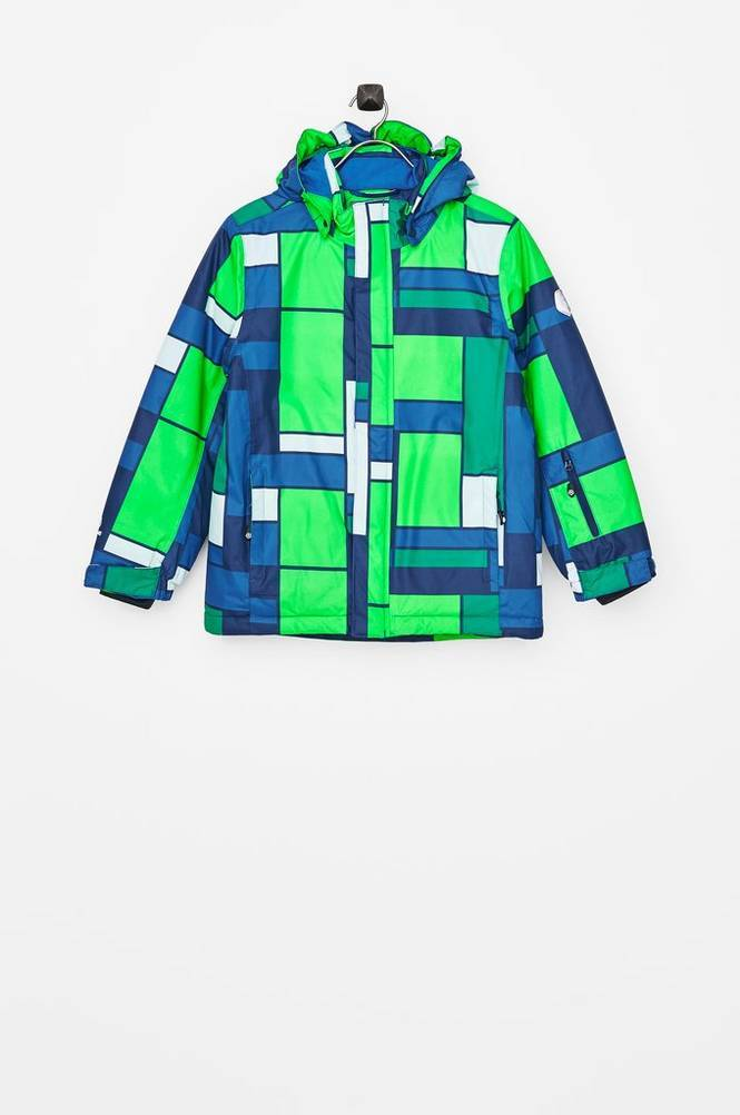 color kids Darwin Padded Ski Jacket -laskettelutakki