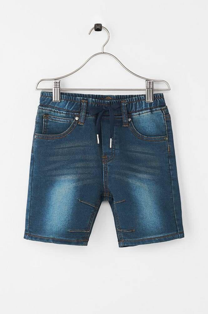 Small Rags Gustav-shortsit, joissa denimi-look