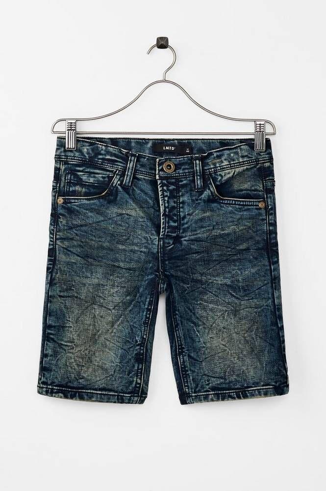 LMTD NlmShaun Dnmatodan 2062 Long Shorts -farkkushortsit