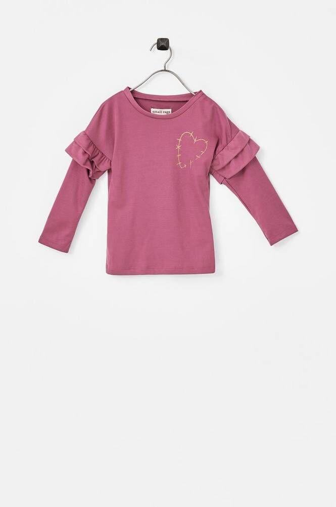 Small Rags Hella LS T-shirt -pusero