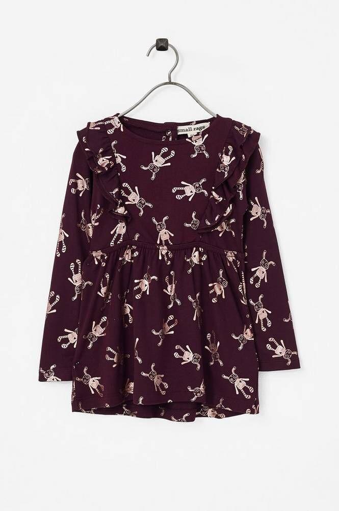 Small Rags Hella LS Dress -mekko