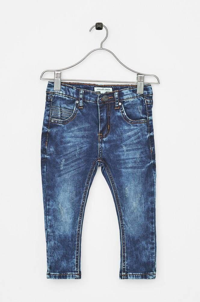 Small Rags Hubert Pants -farkut