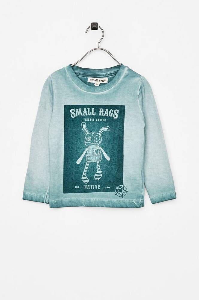 Small Rags Hubert LS -pusero