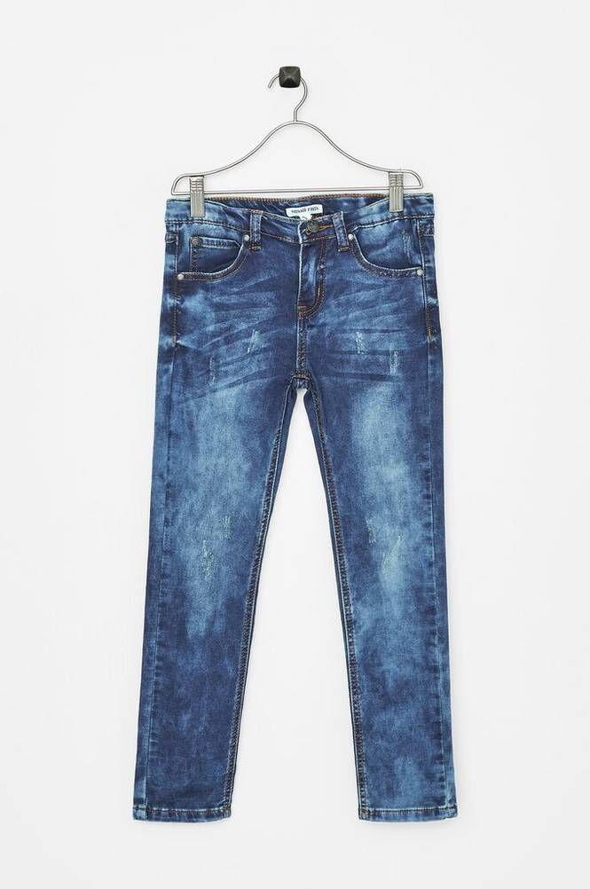Small Rags Huxi Pants -farkut