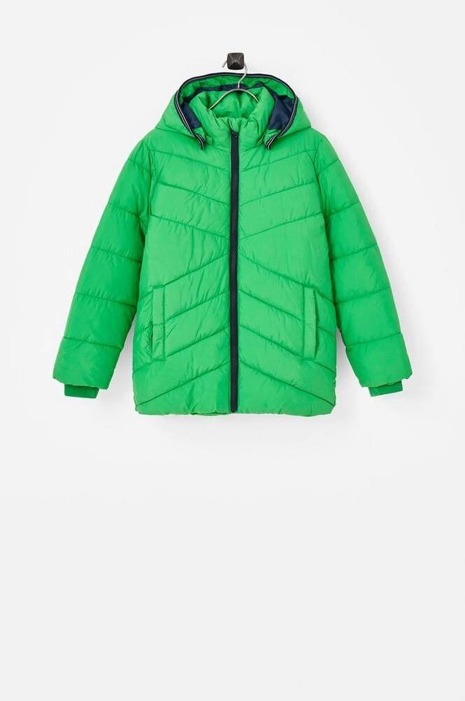 Name it NkmMil Puffer Jacket Camp -takki