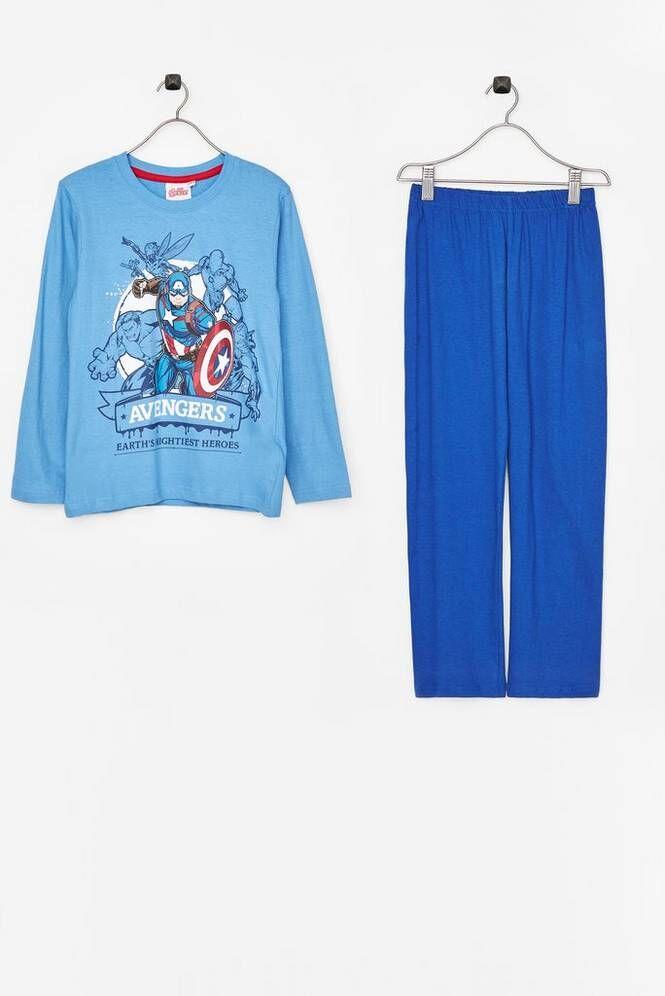 marvel avengers LS Pyjama Avengers pyjama, 2 osaa