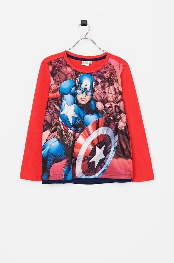 marvel avengers Avengers pusero