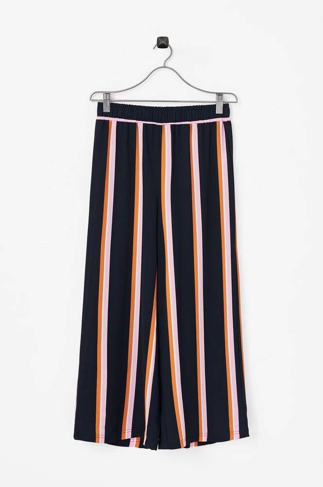 LMTD NlfOcami Wide Pants -housut